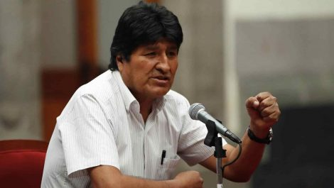 Evo Morales asegura que de volver a Bolivia creará milicias armadas como las de Venezuela
