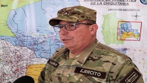 """Fuerzas Armadas de Bolivia: """"Nunca nos enfrentaremos al pueblo"""""""