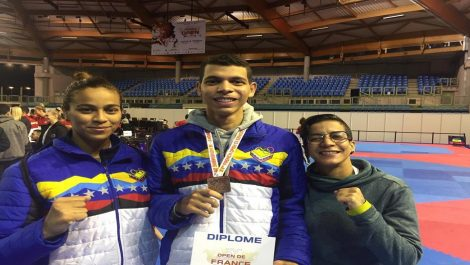 Taekwondo definió selección nacional para el II Test Event Panamericano