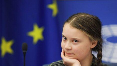Activista sueca Greta Thunberg fue nombrada por Time como «persona del año»