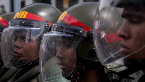 Niño denuncia torturas por parte de la Guardia Nacional en Anzoátegui
