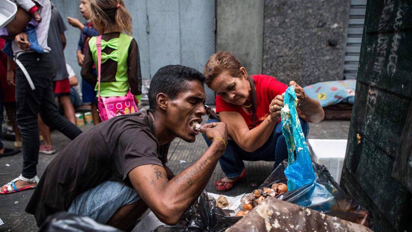FAO: La desnutrición se disparó en Venezuela