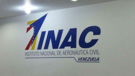 INAC niega que hayan suspendidos vuelos por marcha del 16N