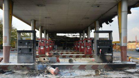 ONU preocupada por el «uso de fuego real» en Irán