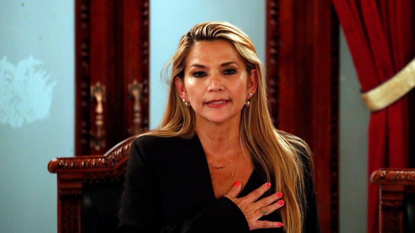 Rusia reconoce a Jeanine Áñez como mandataria encargada de Bolivia