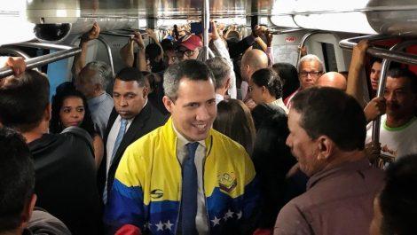 Guaidó: si ratifican a Tibisay Lucena, no habrá un nuevo CNE