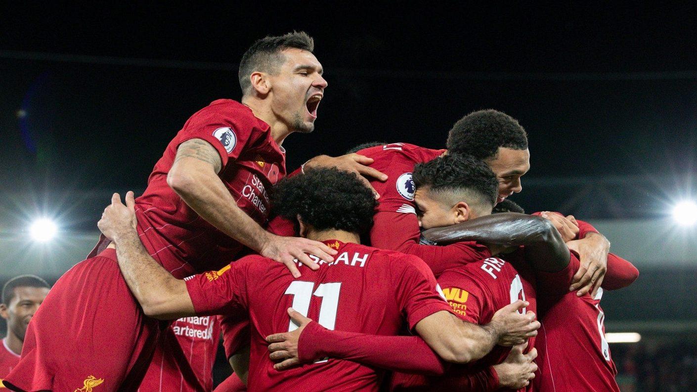 Liverpool le dio un paseo al City