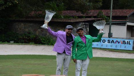 Meneghini y Fernández campeones de XVI Abierto Sambil