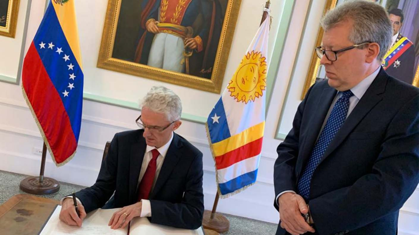 Representante de la ONU visita por 3 días a Venezuela