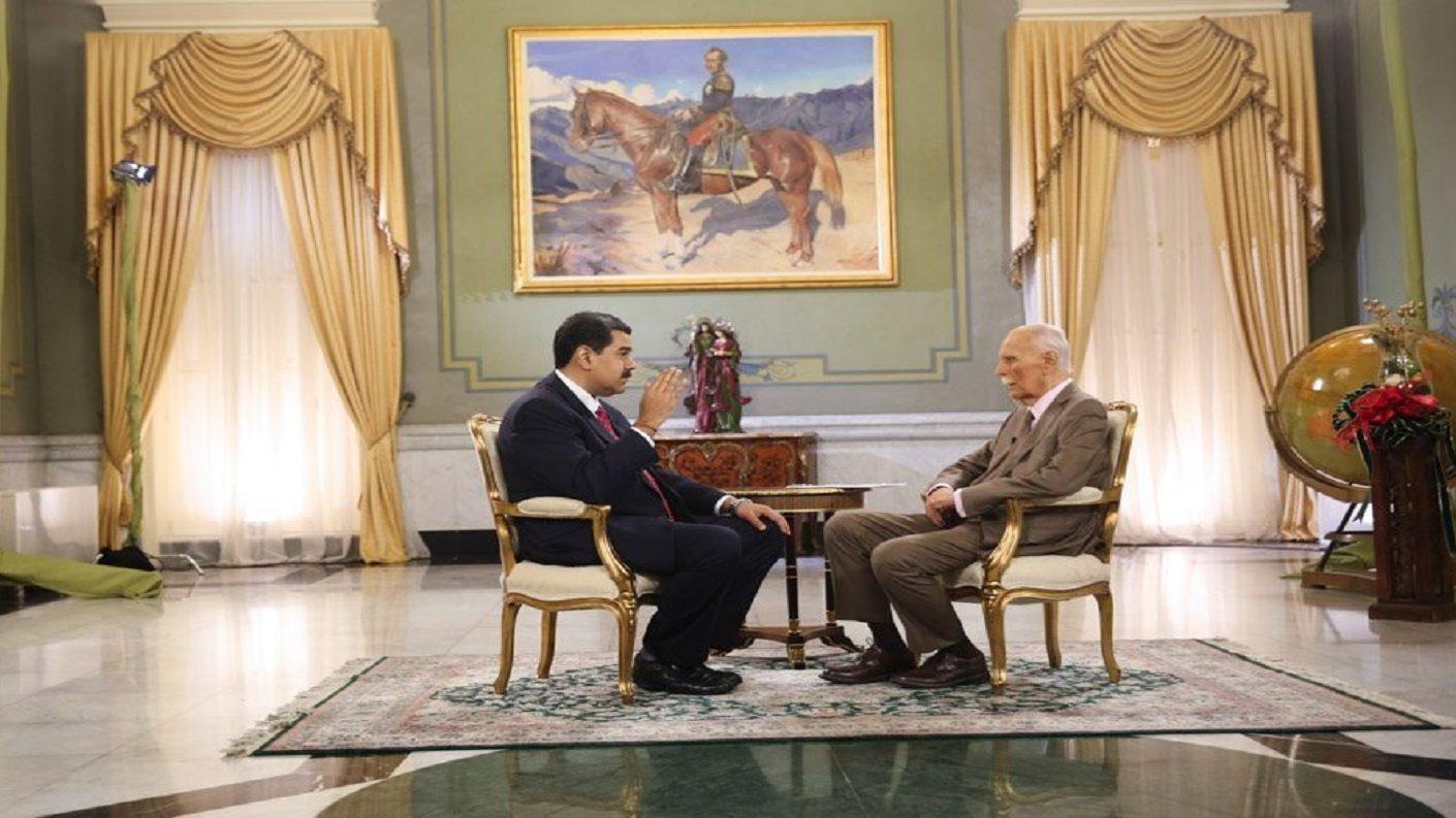 Nicolás Maduro agradece que exista la dolarización porque es «una válvula de escape»