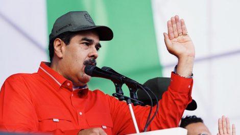 Maduro «tiende la mano» a universitarios opositores y pide que se «dejen ayudar»