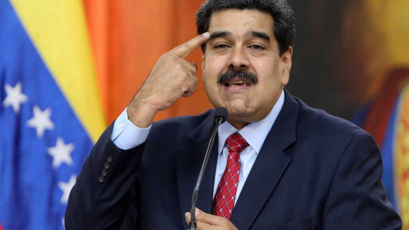 Maduro a Guaidó: «lo que te espera es la cárcel»