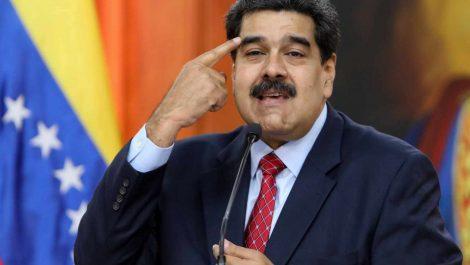 Maduro sobre gira de Guaidó: «Nunca se había degradado tanto la oposición»