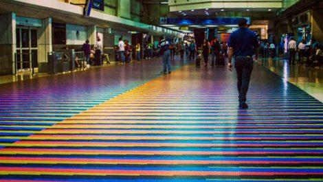 Activan medidas de control sanitario en el aeropuerto internacional de Maiquetía