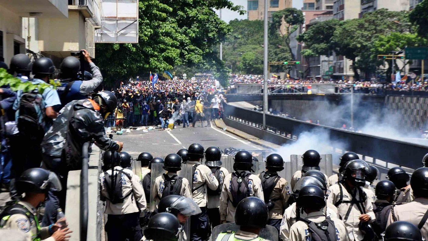 EEUU pidió a países que votaron por Venezuela en la ONU a observar las marchas opositoras