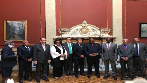 Mecanismo de Uruguay propone «hoja de ruta» para solución pacífica de Venezuela