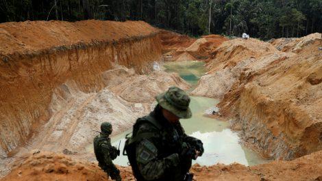 Masacre en mina de la Gran Sabana: al menos seis muertos