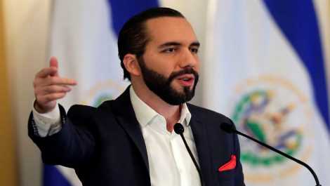 Bukele sobre amenaza de Diosdado: «Injerencistas, eso es lo que son»