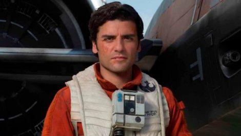 Revelan foto de Poe Dameron manejando el Halcón Milenario de Star Wars