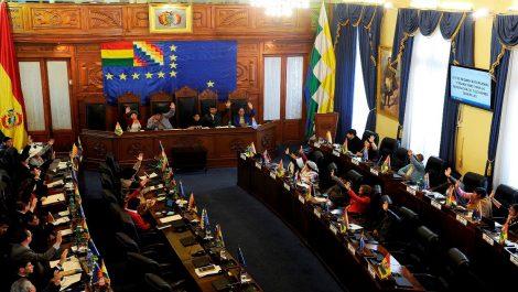 Senado de Bolivia dio luz verde a nuevas elecciones generales sin Evo Morales