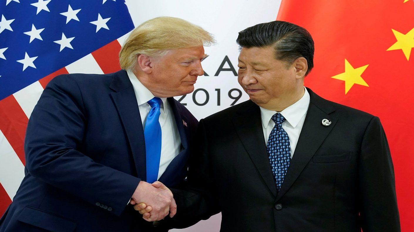 China y EEUU anuncian un acuerdo para retirar los aranceles por fases