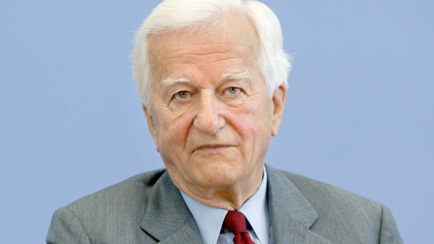 Asesinado en medio de una conferencia hijo de expresidente alemán