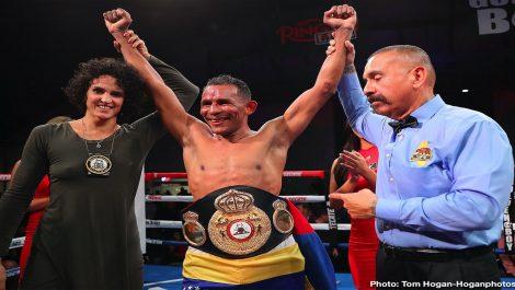 Ismael Barroso es el nuevo Campeón Mundial