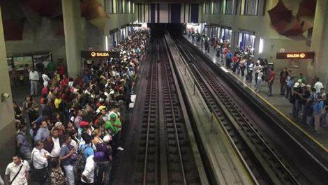 Alertan que el Metro de Caracas podría paralizarse si no se toman correctivos