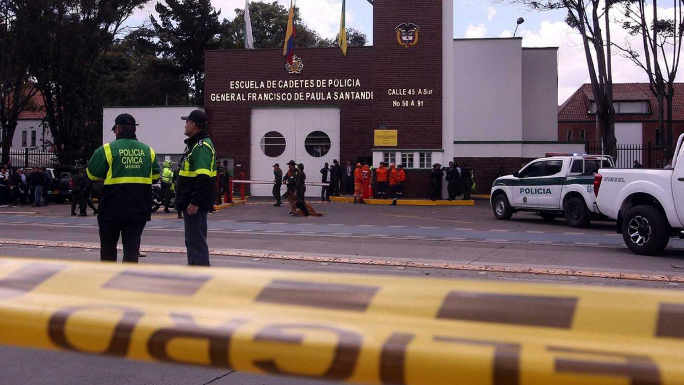 Asesinan de una puñalada a venezolana en Bogotá