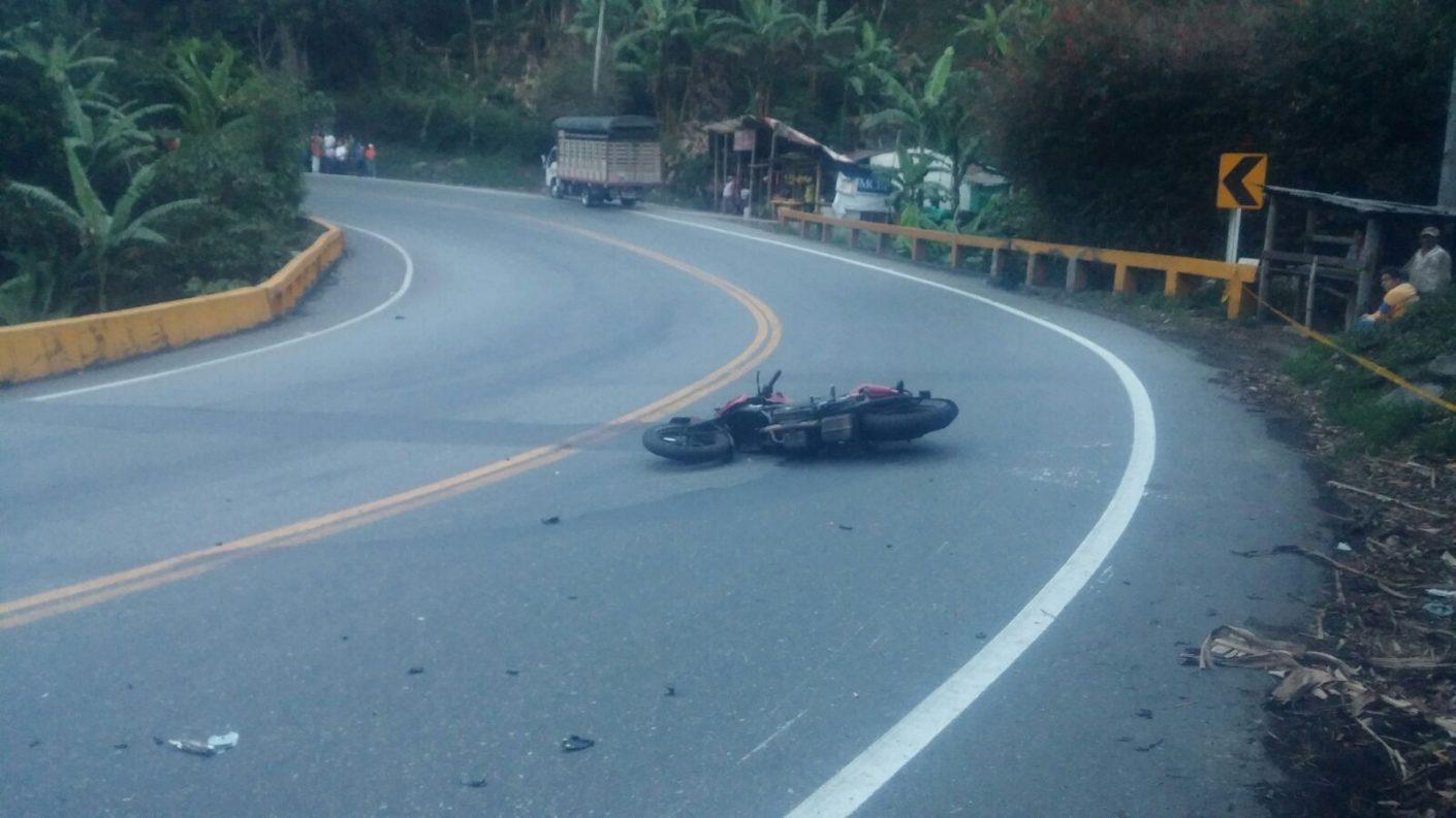 Dos primos venezolanos fallecen en accidente vial en Colombia