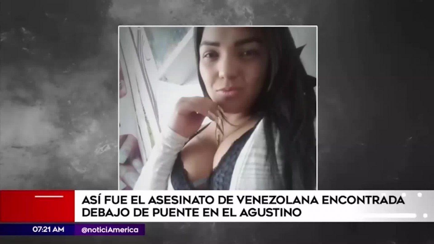 Asesinan a una venezolana en Perú y graban el homicidio