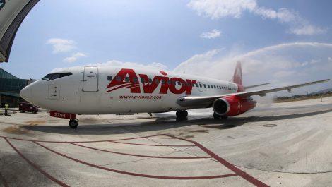 Avior aseguró que en la aeronave «el sistema de oxígeno funcionó perfectamente»