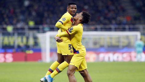 El Barcelona envió a la Europa League al Inter