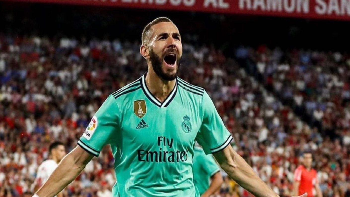 Varane y Benzema liquidan al Espanyol