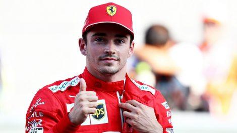 Leclerc extendió su vínculo con Ferrari hasta finales del 2024