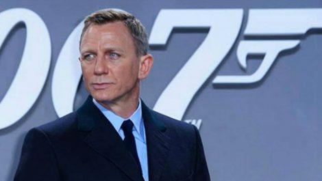 Ofrecieron un «abreboca» de la más reciente película de James Bond