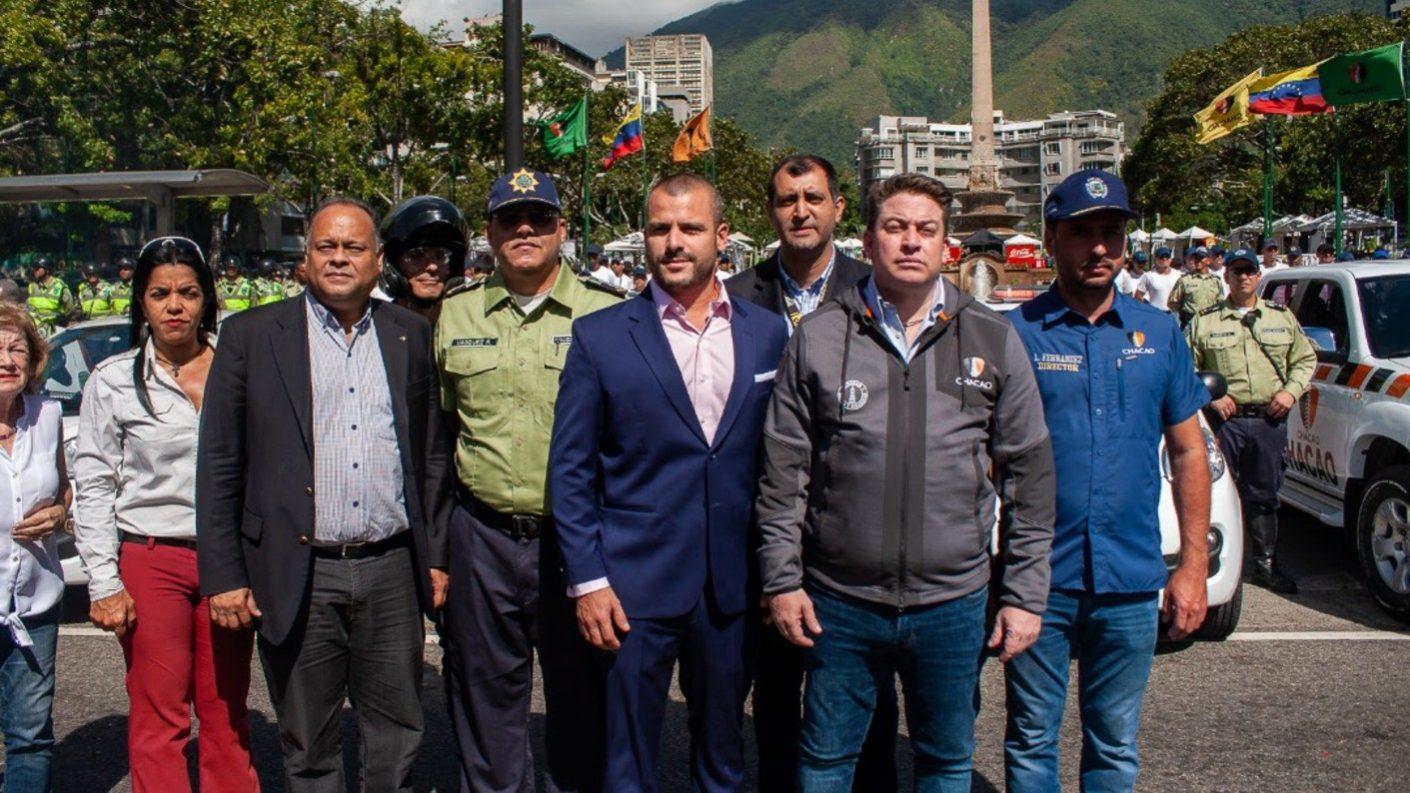 Municipio Chacao lanza operativo de seguridad Navidad 2019