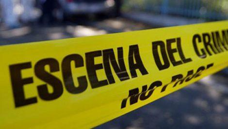 Mataron de seis tiros a comerciante frente a su hijo en El Cementerio