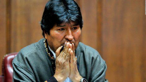 Evo Morales «encaja» una nueva denuncia ante Fiscalía por sedición
