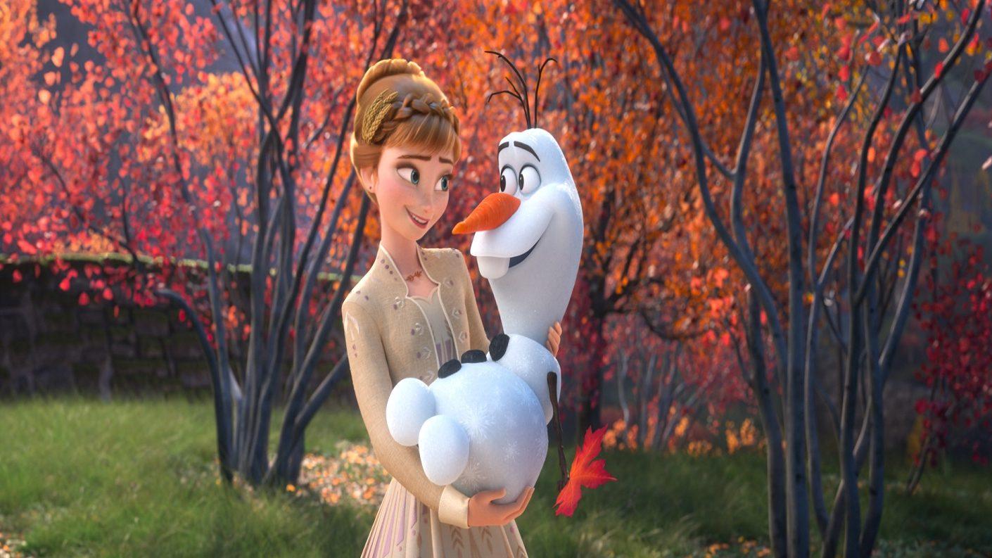 Revelan estatura del simpático muñeco de nieve, Olaf de Frozen y la medida es sorprendente