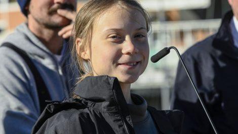 Preparan documental sobre Greta Thunberg