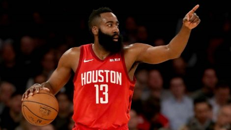 James Harden igualó récord histórico de Stephen Curry