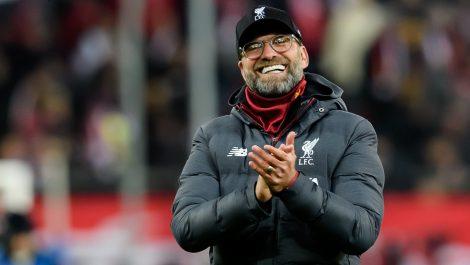 Jürgen Klopp es el mejor entrenador del mes en la Premier League