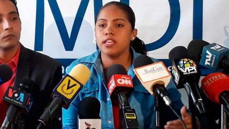 Expulsan a diputada Kelly Perfecto de su partido por recibir sobornos de Maduro