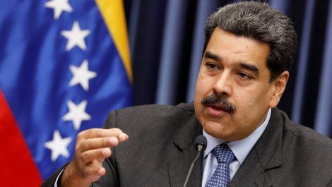 Maduro aseguró que en Venezuela «no hay dictadura»