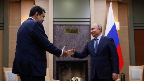 Vicepresidenta de Colombia asegura que Venezuela y Rusia estimulan «malestar social»