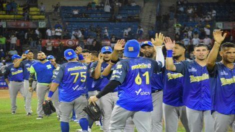 Magallanes se llevó el último duelo del 2019 entre los eternos rivales