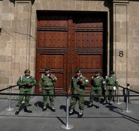 México: Cuatro personas mueren en balacera cerca de residencia del Palacio Nacional