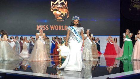 Jamaica gana su tercera corona como Miss Mundo 2019