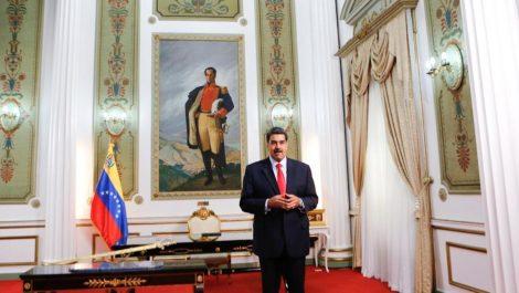 Maduro asegura que a inicios de 2020 habrán «sorpresas» en el área económica
